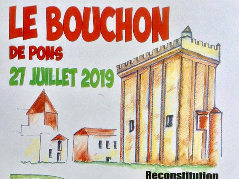 Le Bouchon de Pons 2019
