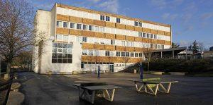 Ville de Pons - Collège Emile Combes