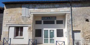 Ville de Pons - Ecole primaire sainte marie