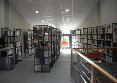 Ville de Pons - Mediatheque