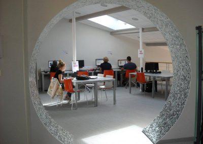 Ville de Pons - Mediatheque 4