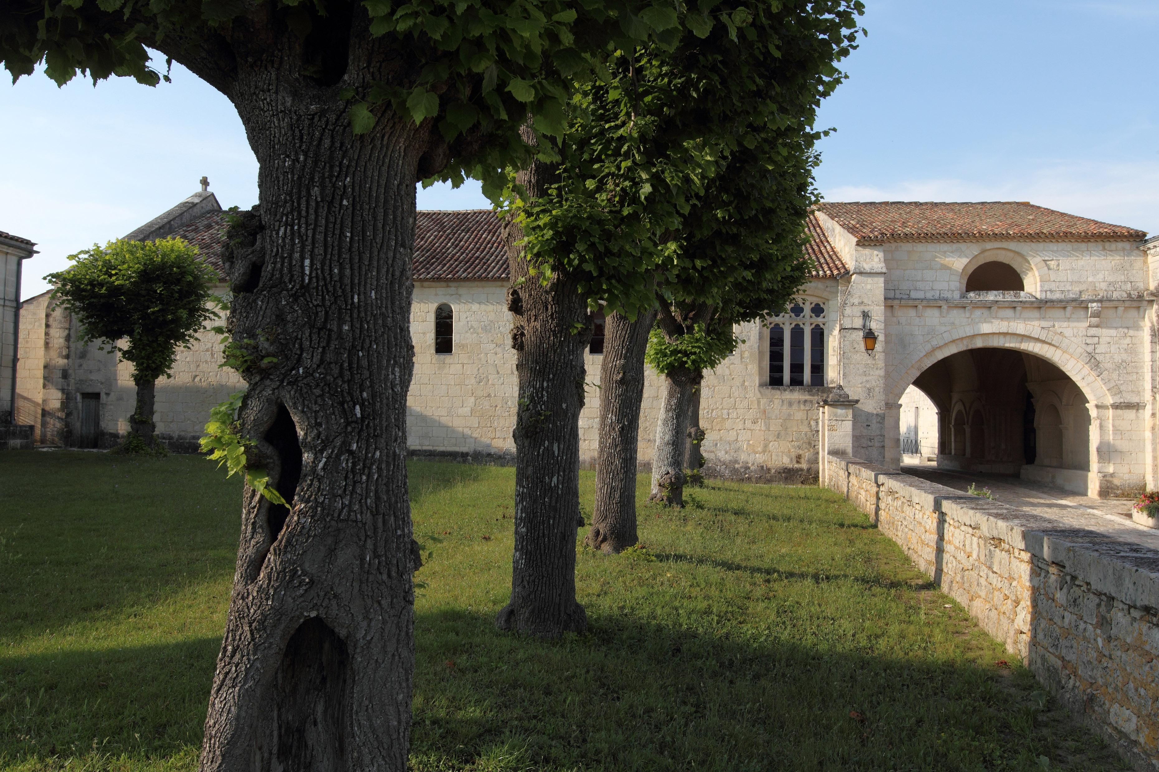 Pons - L'Hôpital des Pèlerins