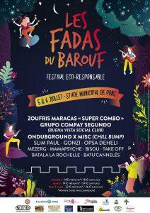 Festival des Fadas du Barouf 2019 Pons