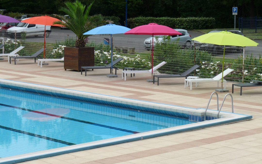 La piscine restera ouverte jusqu'au 30 septembre !