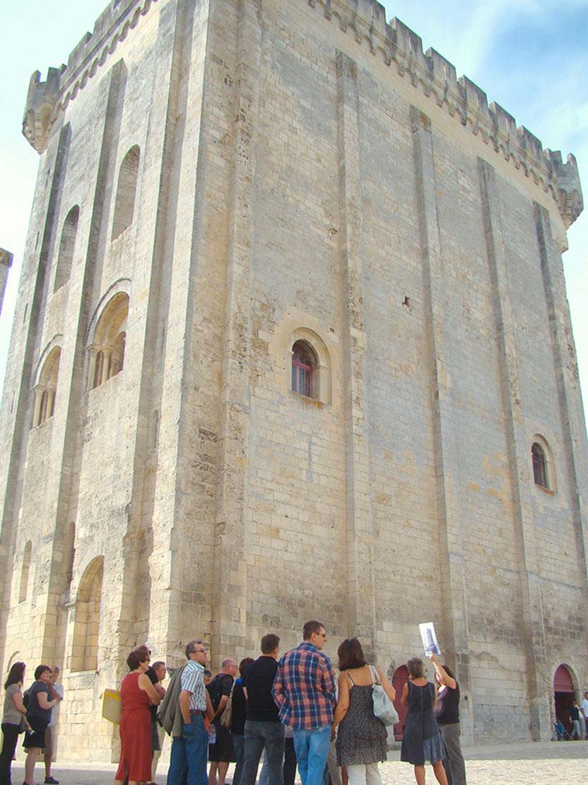 Pons Tourisme - Visites du Donjon