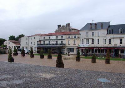 Ville de Pons - Le Centre-ville