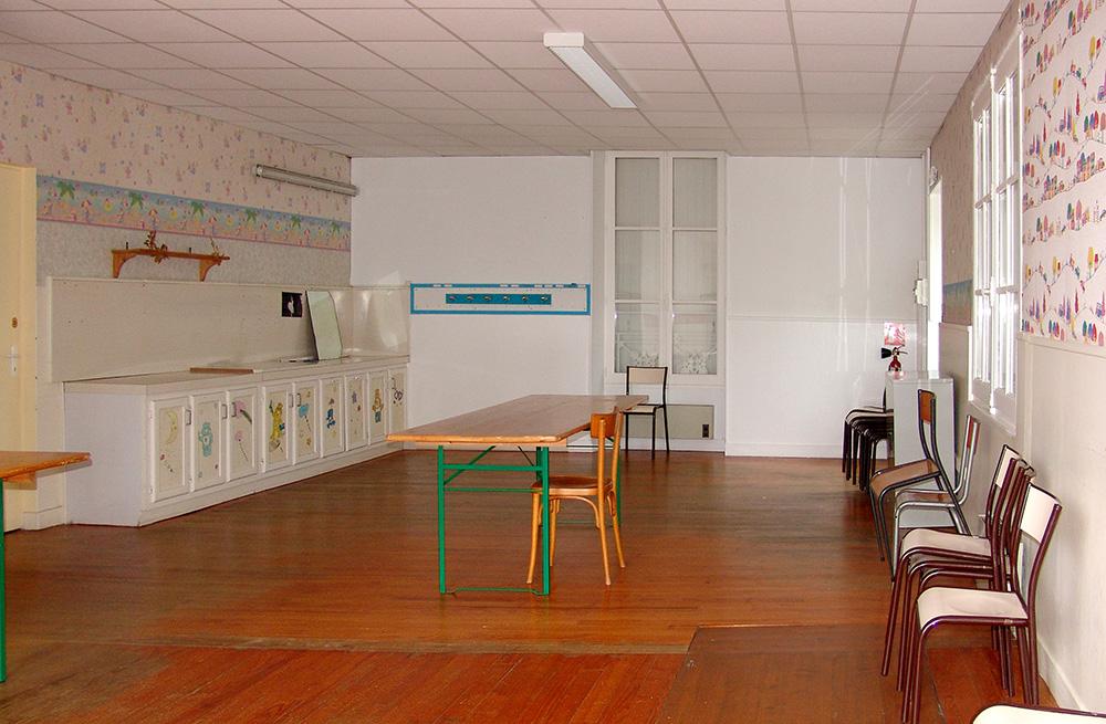 Ville de Pons - Salle des douves