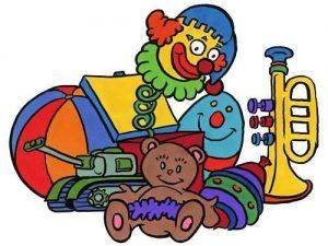 Pons Broc o jouets