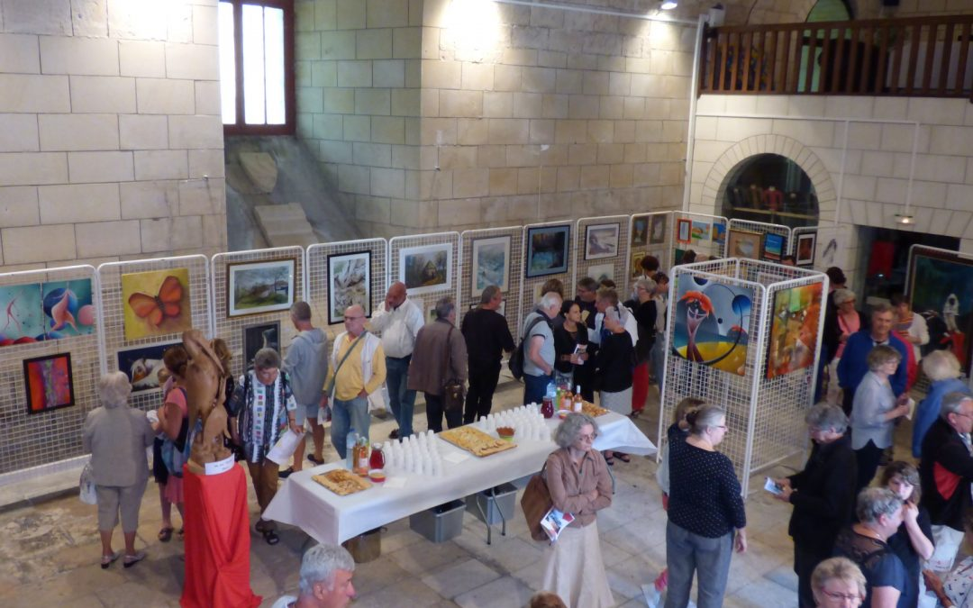 Salon d'art «le Val de Seugne»
