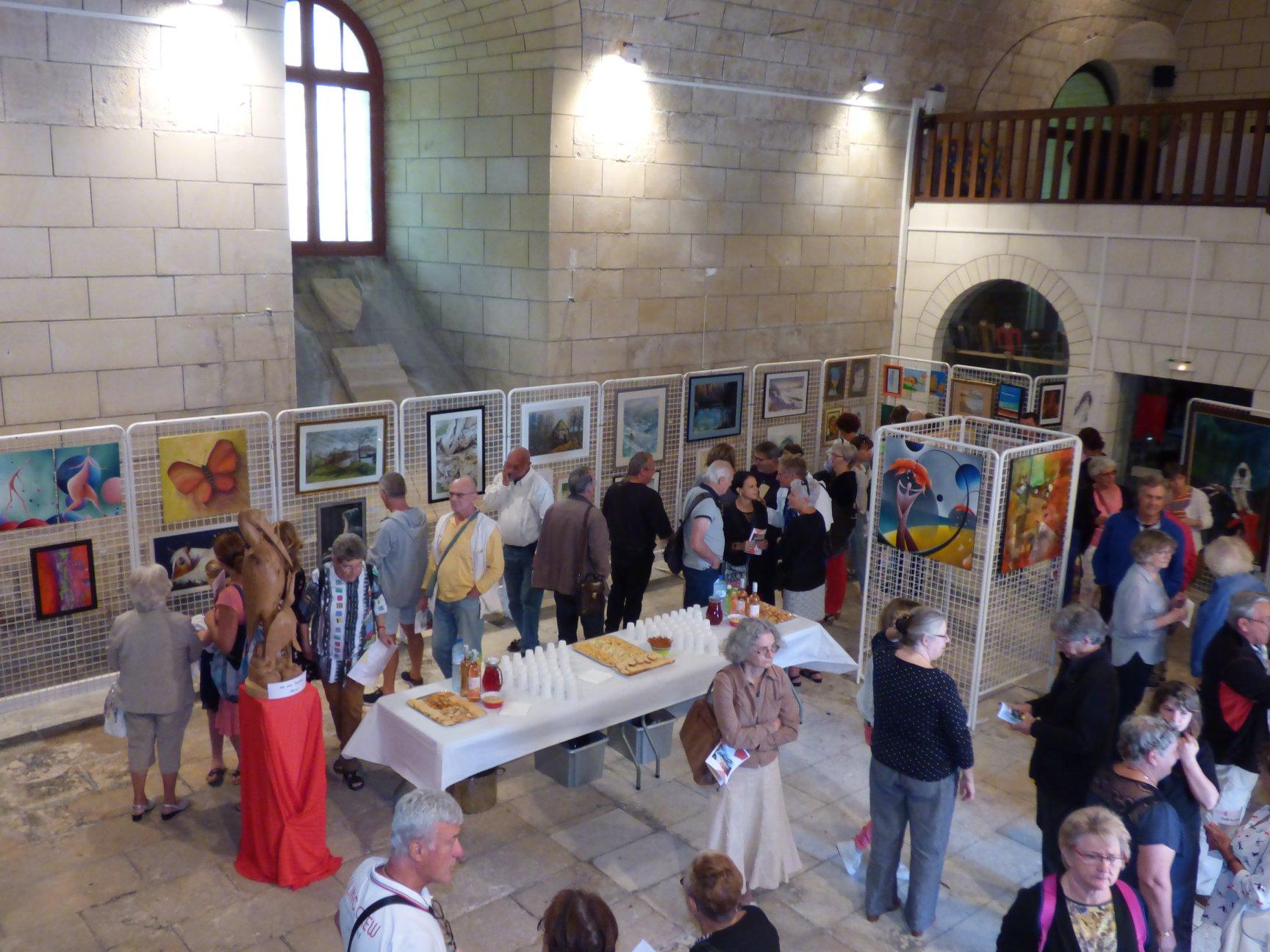 Pons - Salon d'art Le Val de Seugne