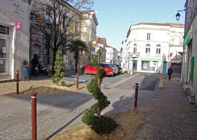 Ville de Pons - Centre-ville