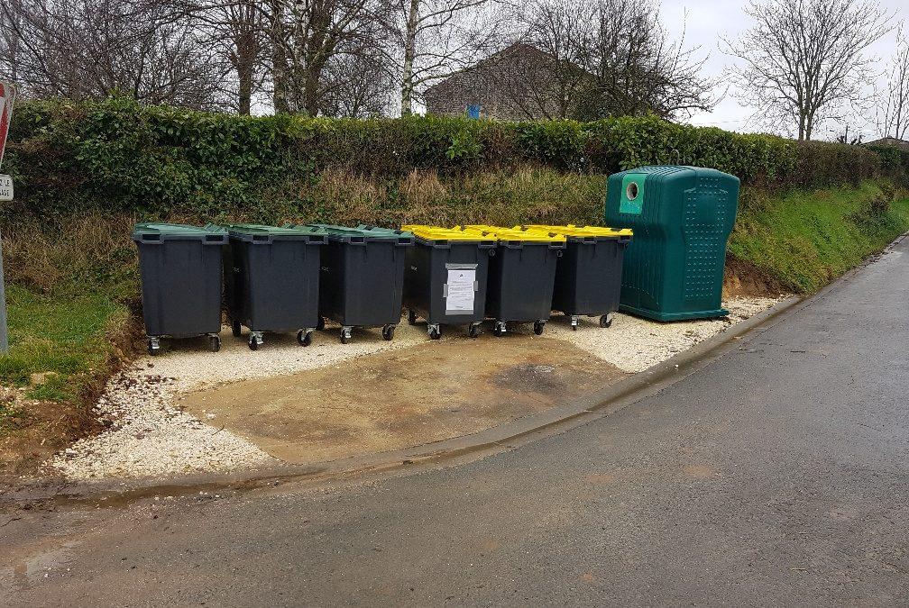 Collecte des déchets maintenue
