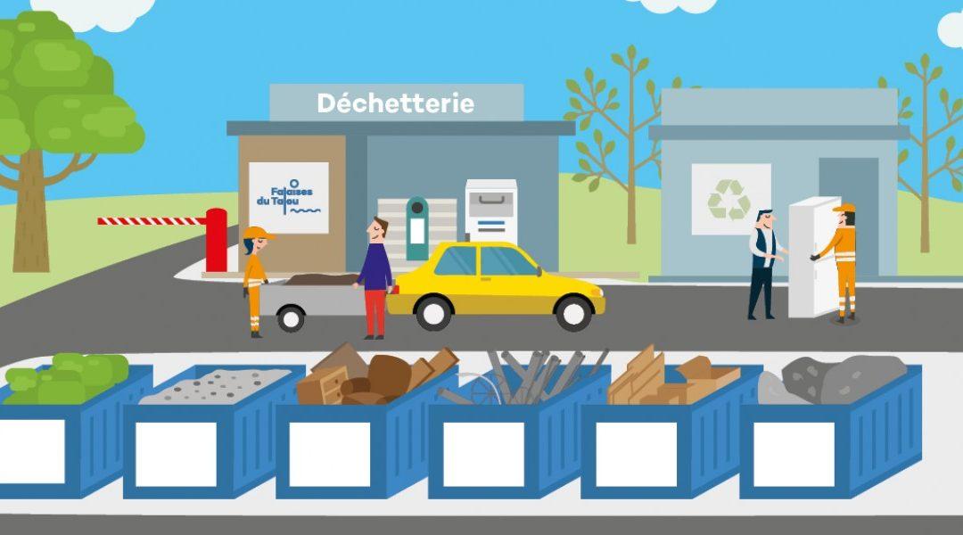 La gestion des déchets des artisans