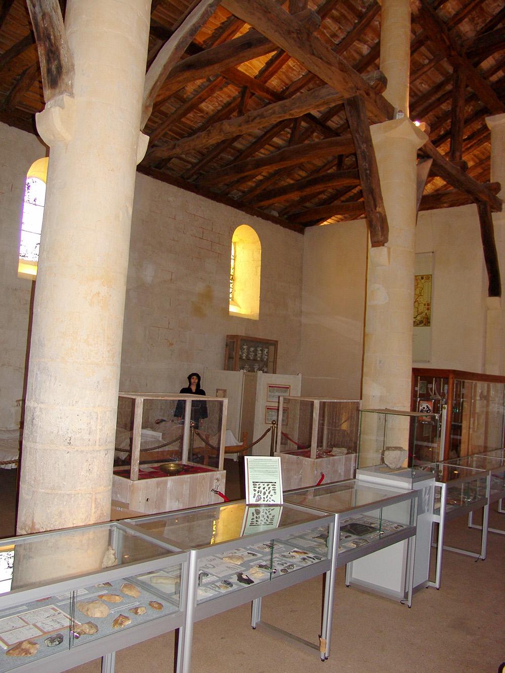 Ville de Pons - Musée archéologique