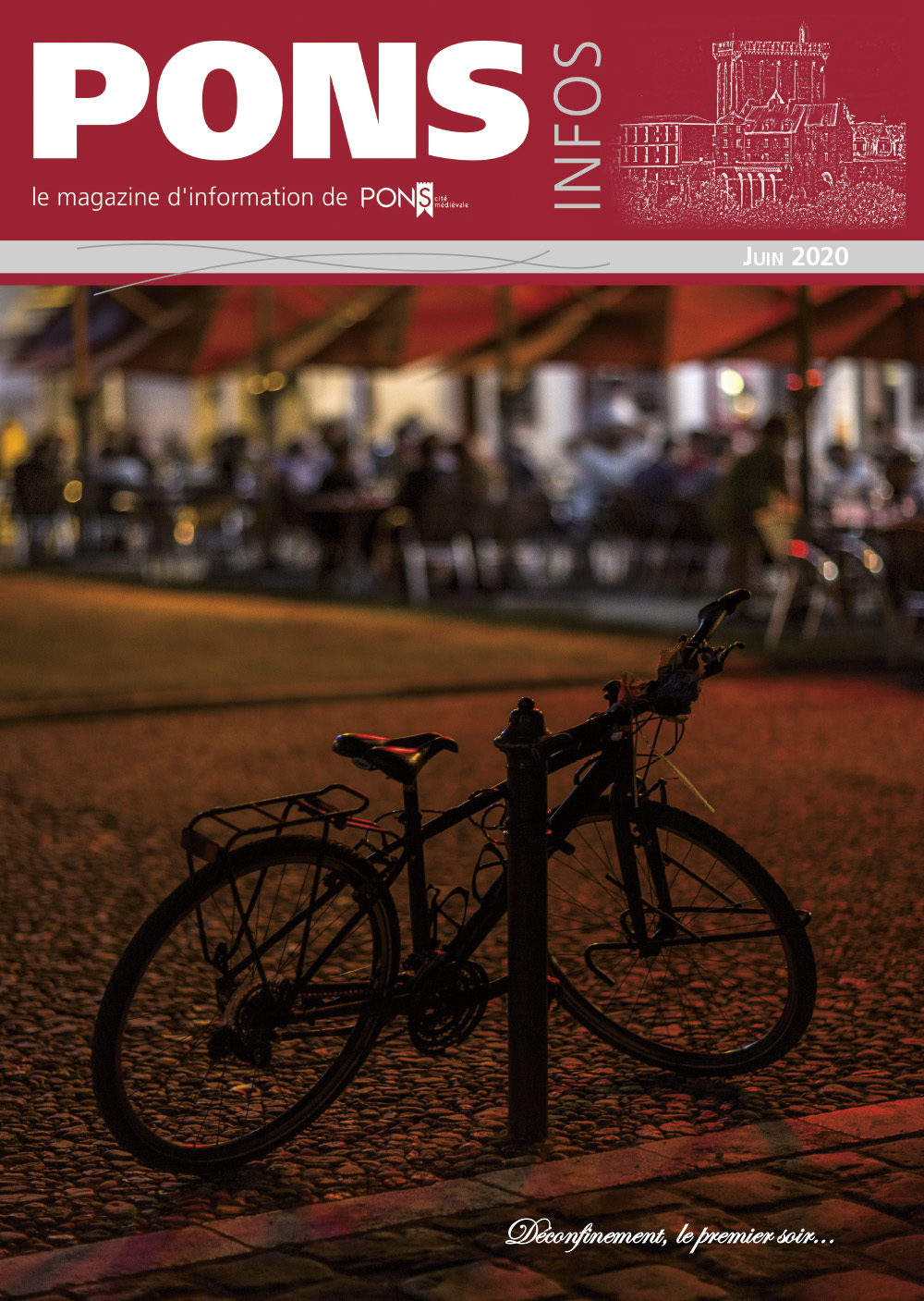 Magazine Pons Infos Juin 2020