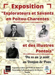 Pons - Exposition Illustres Pontois