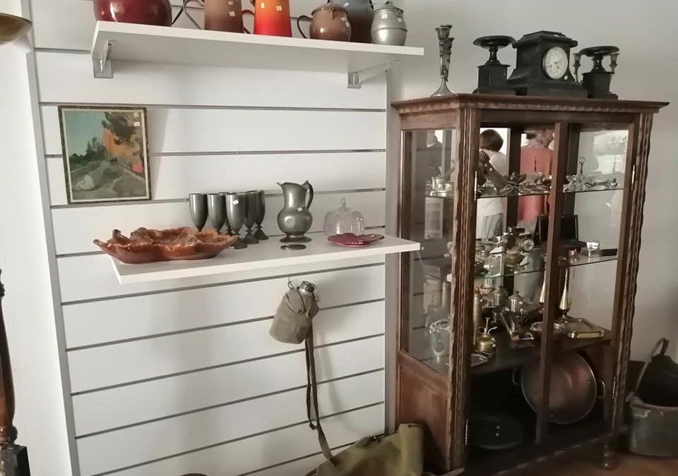 Boutique éphémère à Pons