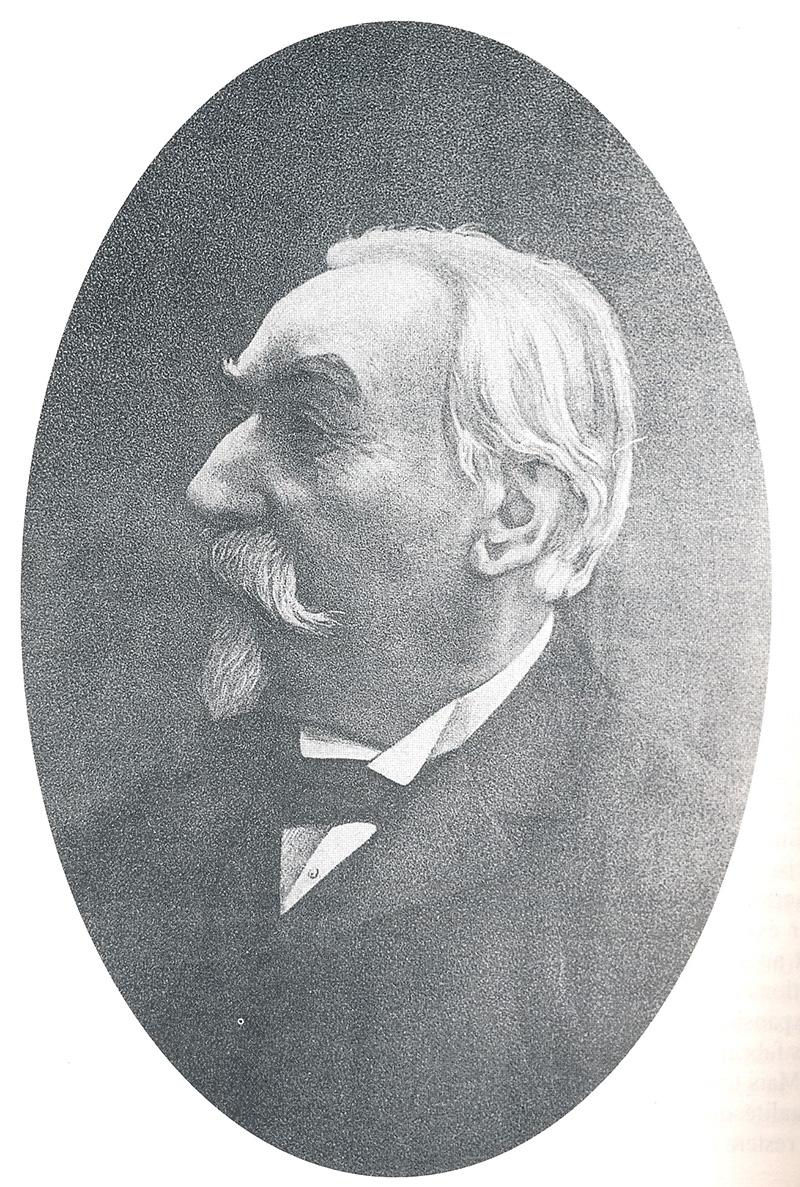 Pons - Portrait Emile Combes