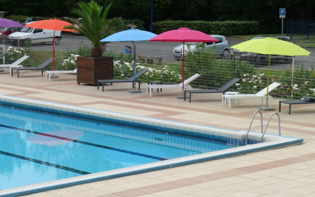 La piscine joue les prolongations !