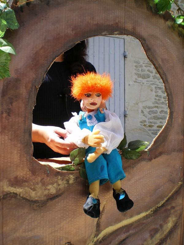 Journée patrimoine Pons - Spectacle Marionnettes